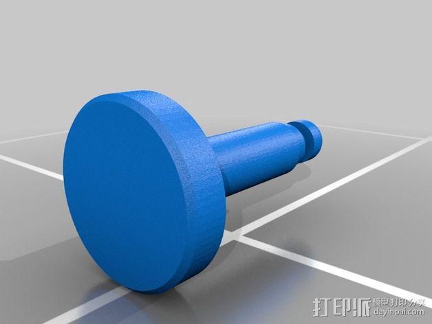 夹头 3D模型  图4