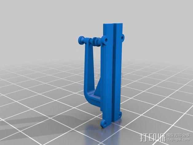 夹头 3D模型  图6