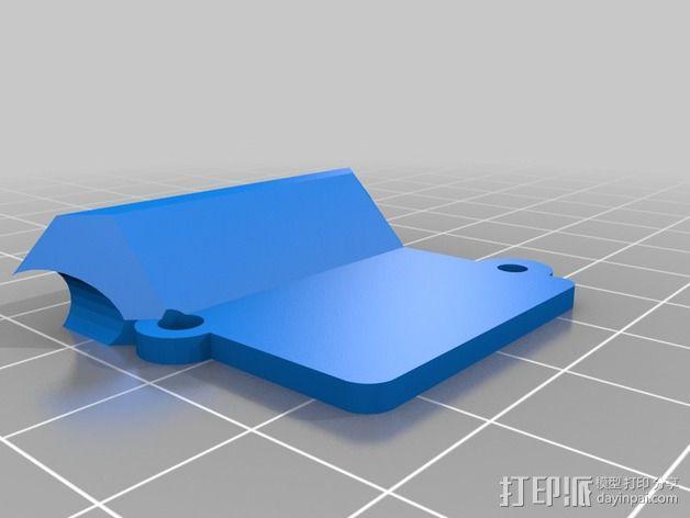 迷你摄影机支架 3D模型  图2