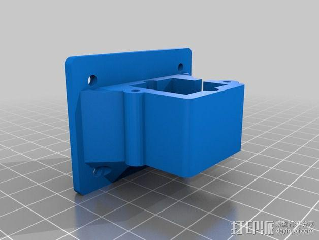 迷你摄影机支架 3D模型  图4