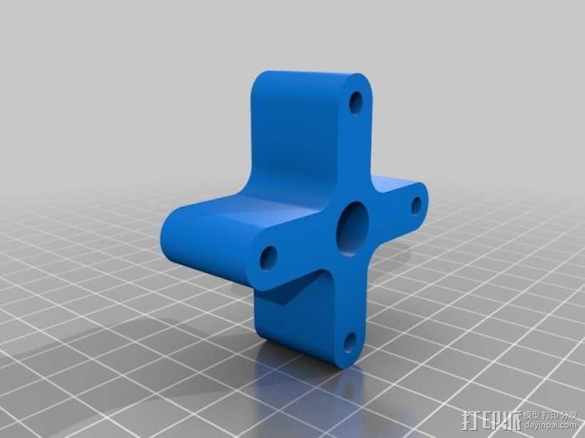 垫片 隔圈 3D模型  图2