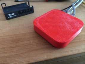 苹果电视外壳 3D模型