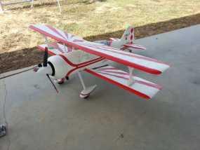 机翼支架 3D模型