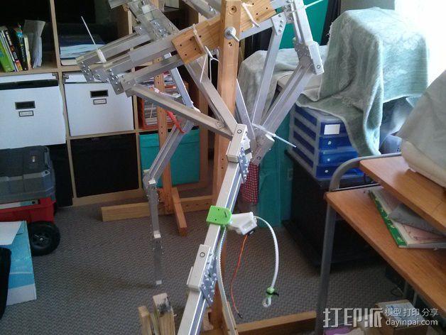 同步皮带轮  3D模型  图4