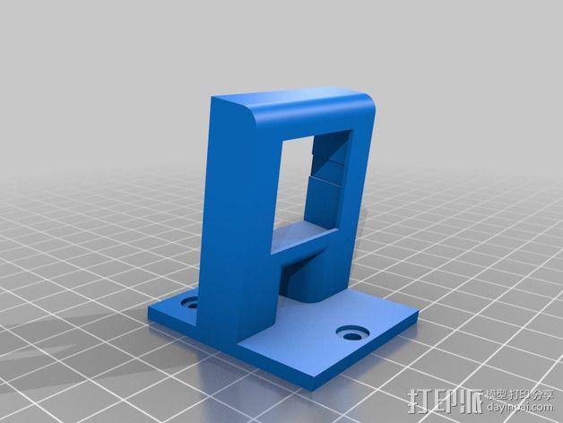 Cinetank相机支架 3D模型  图2