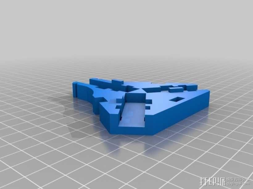 三轴飞行器 3D模型  图16