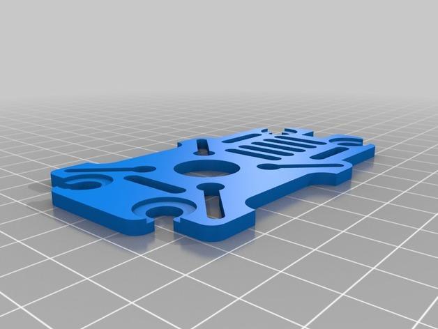 Mini 180飞行器 3D模型  图6