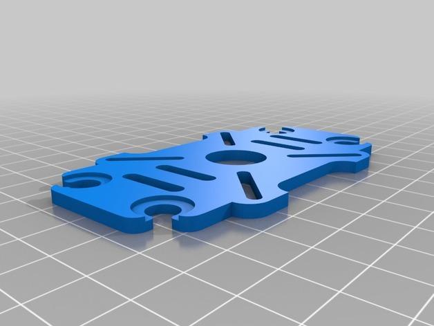 Mini 180飞行器 3D模型  图7