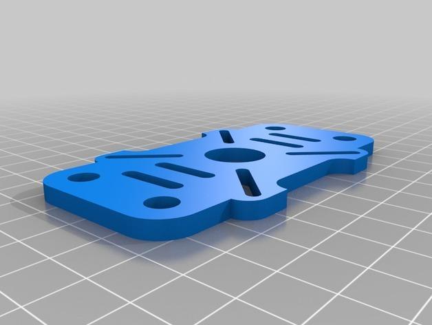 Mini 180飞行器 3D模型  图8