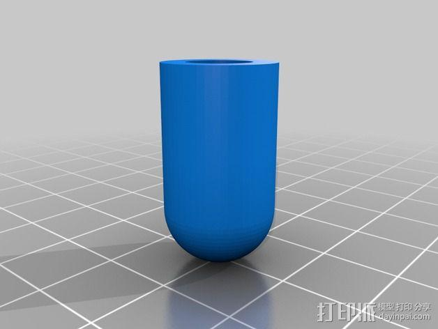 起落架  3D模型  图4