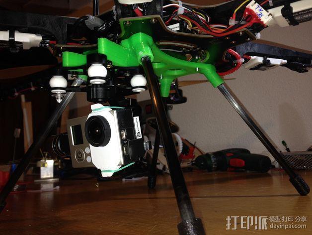 起落架  3D模型  图11
