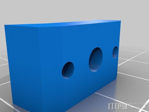 洞穴探险 灯具 3D模型  图3