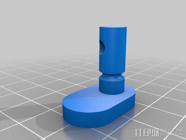 洞穴探险 灯具 3D模型  图2