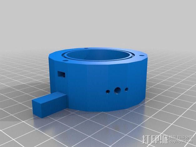 洞穴探险 灯具 3D模型  图6