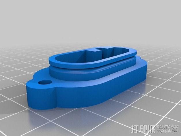 洞穴探险 灯具 3D模型  图9