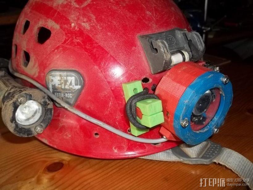 洞穴探险 灯具 3D模型  图11