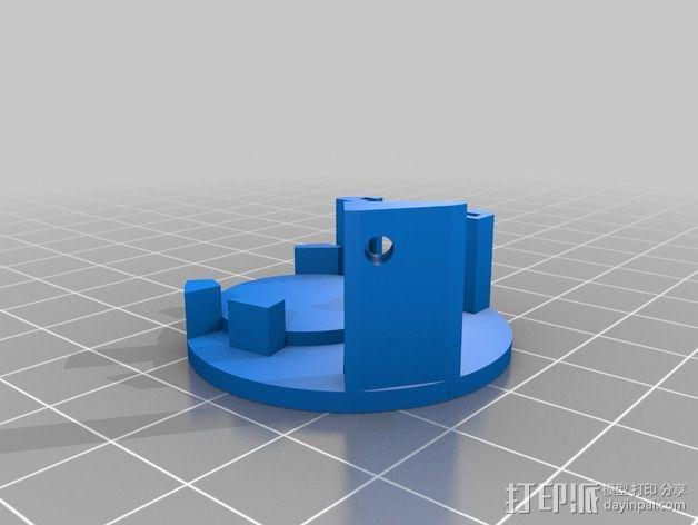 洞穴探险 灯具 3D模型  图10