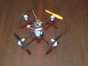 四轴飞行器 3D模型