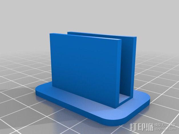 Arduino Yun电路板 底座 3D模型  图2