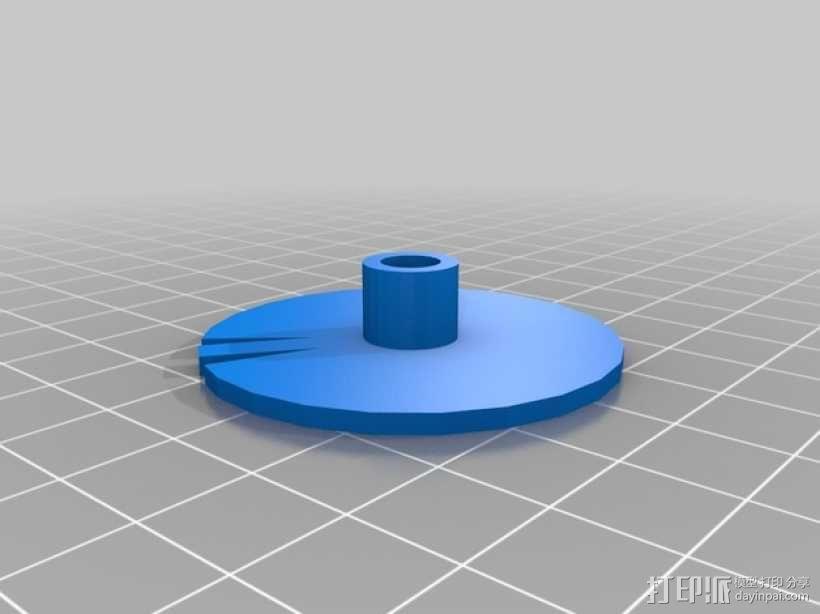 自动绕线机 3D模型  图7