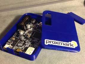 Proxmark 3电路板 外壳 3D模型