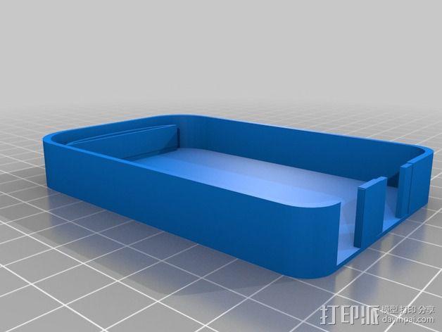 Proxmark 3电路板 外壳 3D模型  图2
