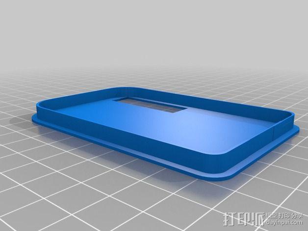 Proxmark 3电路板 外壳 3D模型  图4