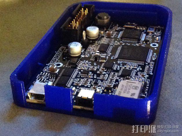 Proxmark 3电路板 外壳 3D模型  图5