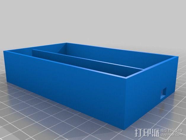 Dexcom定制化电子产品外壳 3D模型  图3