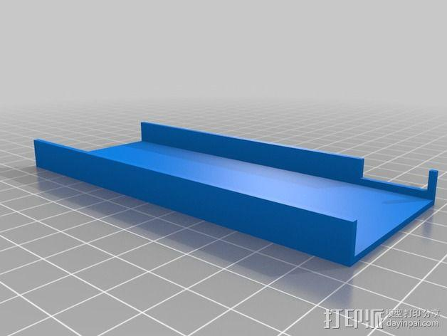 Dexcom定制化电子产品外壳 3D模型  图2