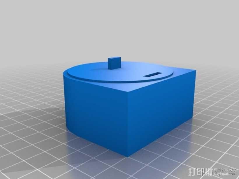 糖果盒 3D模型  图1