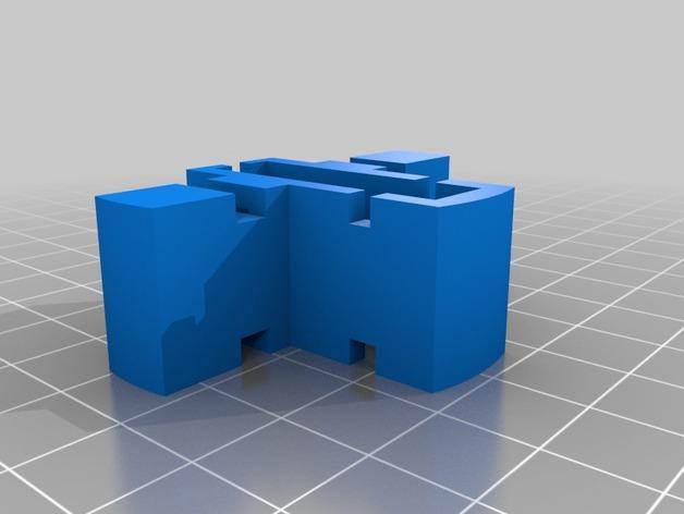 糖果盒 3D模型  图2