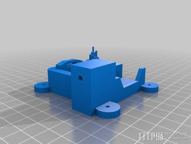 线性致动器  3D模型  图6