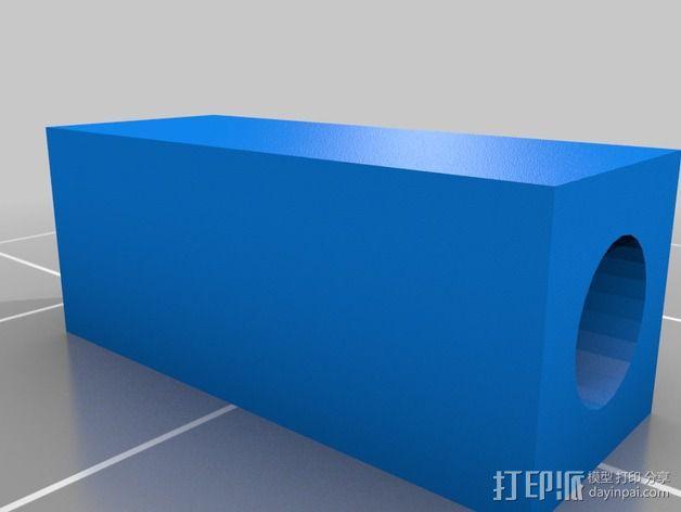 线性致动器  3D模型  图7