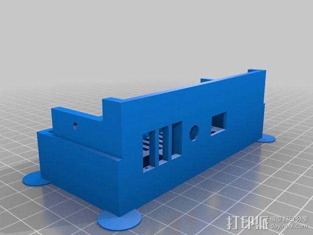 电源 外壳 3D模型  图2