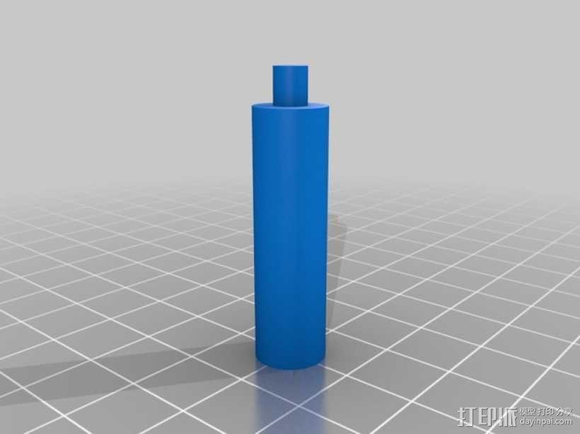 DIY迷你四轴飞行器 3D模型  图2