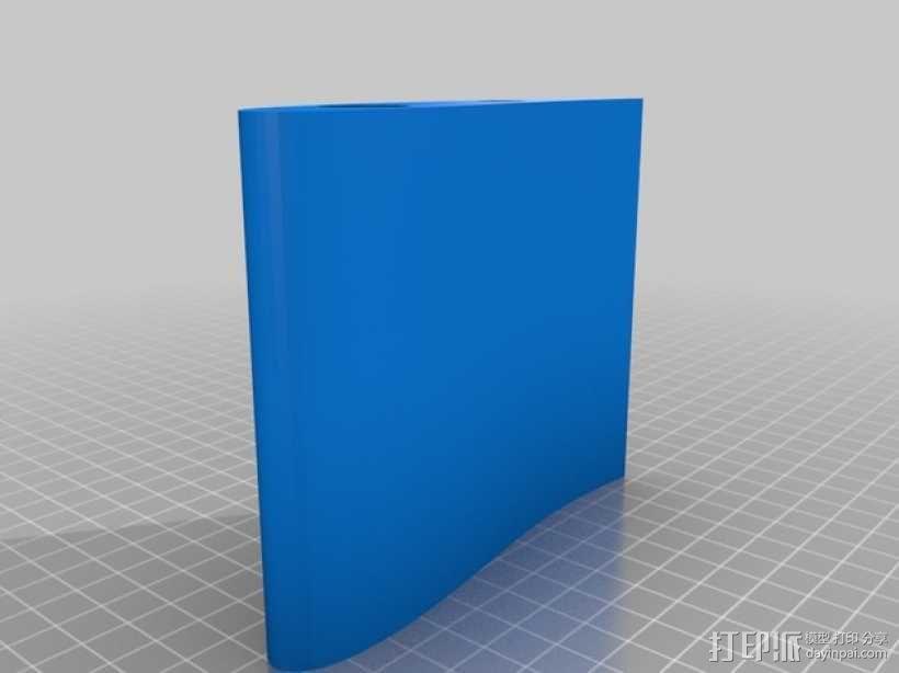 风力涡轮机叶片 3D模型  图2