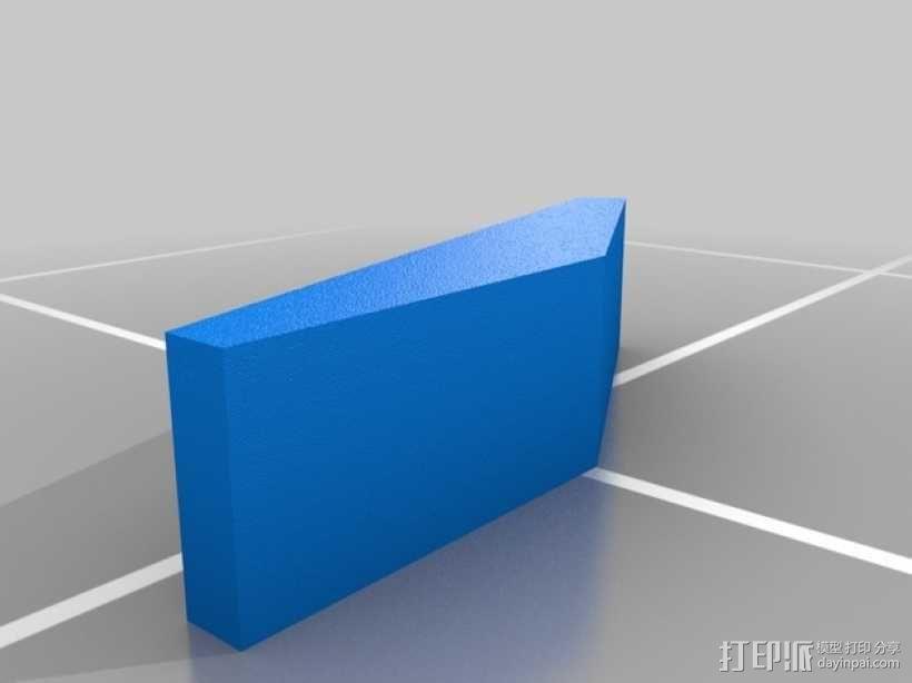 迷你遥控坦克 3D模型  图9