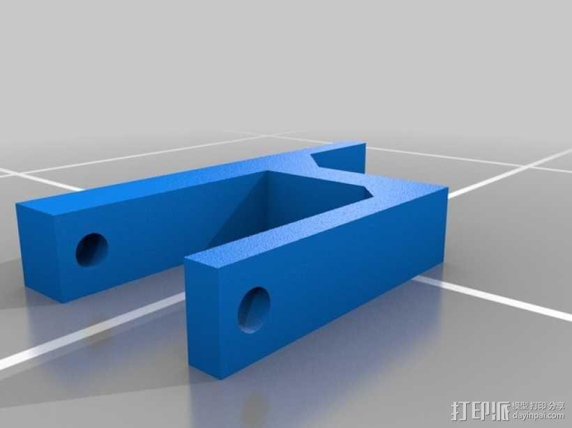迷你遥控坦克 3D模型  图8