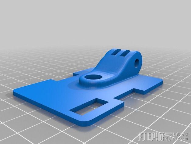 Turnigy9X天线配适器 3D模型  图5