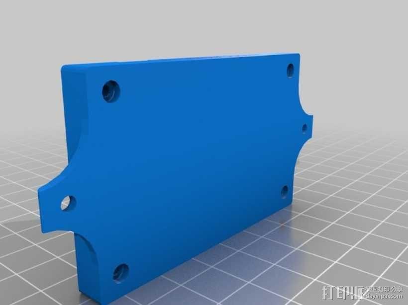 Arducopter控制器外壳 3D模型  图2