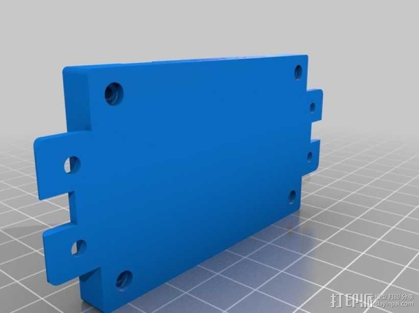 Arducopter控制器外壳 3D模型  图3
