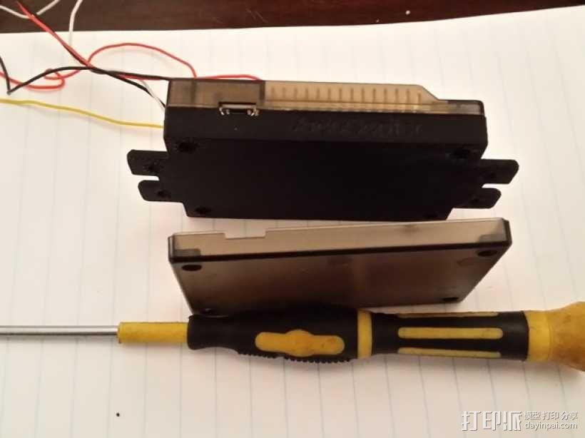 Arducopter控制器外壳 3D模型  图4