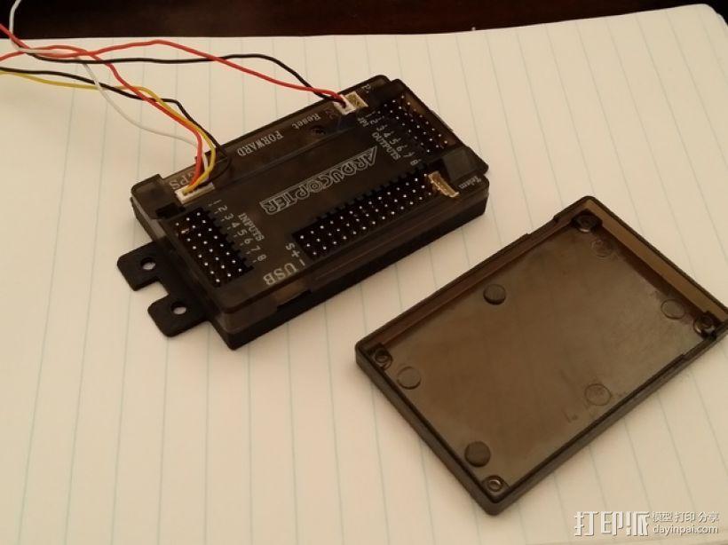 Arducopter控制器外壳 3D模型  图5