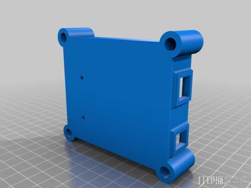 模块化Arduino Uno外壳 3D模型  图3