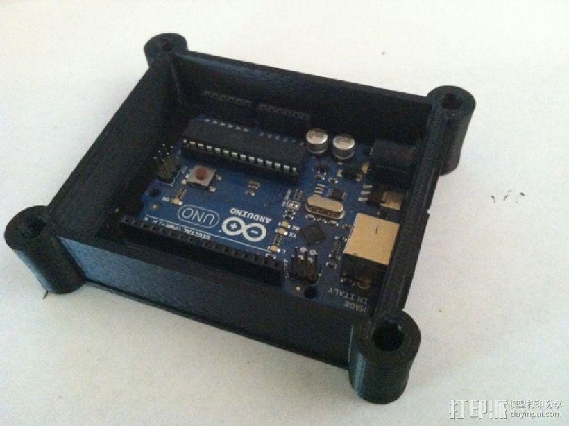 模块化Arduino Uno外壳 3D模型  图5