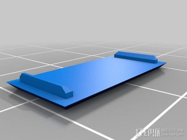 Quanum Vandal越野车零部件 3D模型  图6