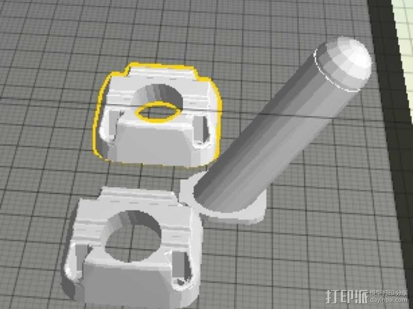 起落架 3D模型  图8
