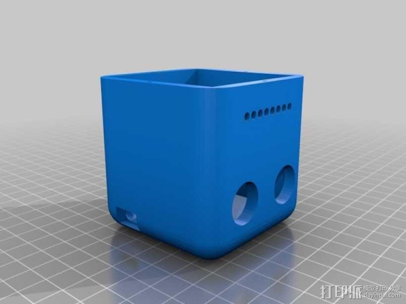 机器人鲍勃 3D模型  图3