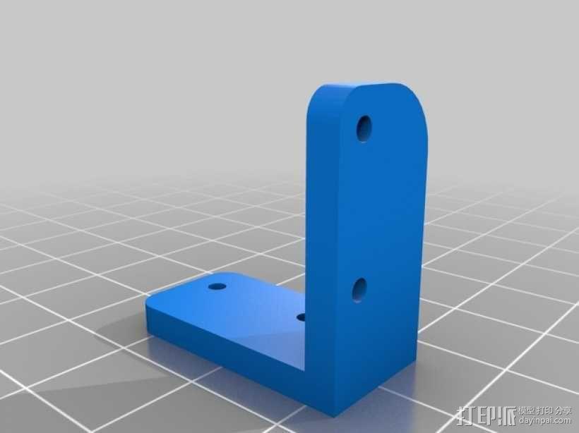 机器人鲍勃 3D模型  图4